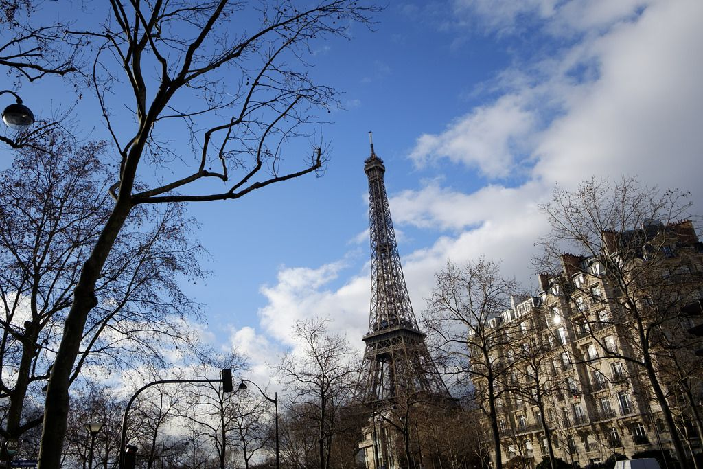 Weather-January-Paris