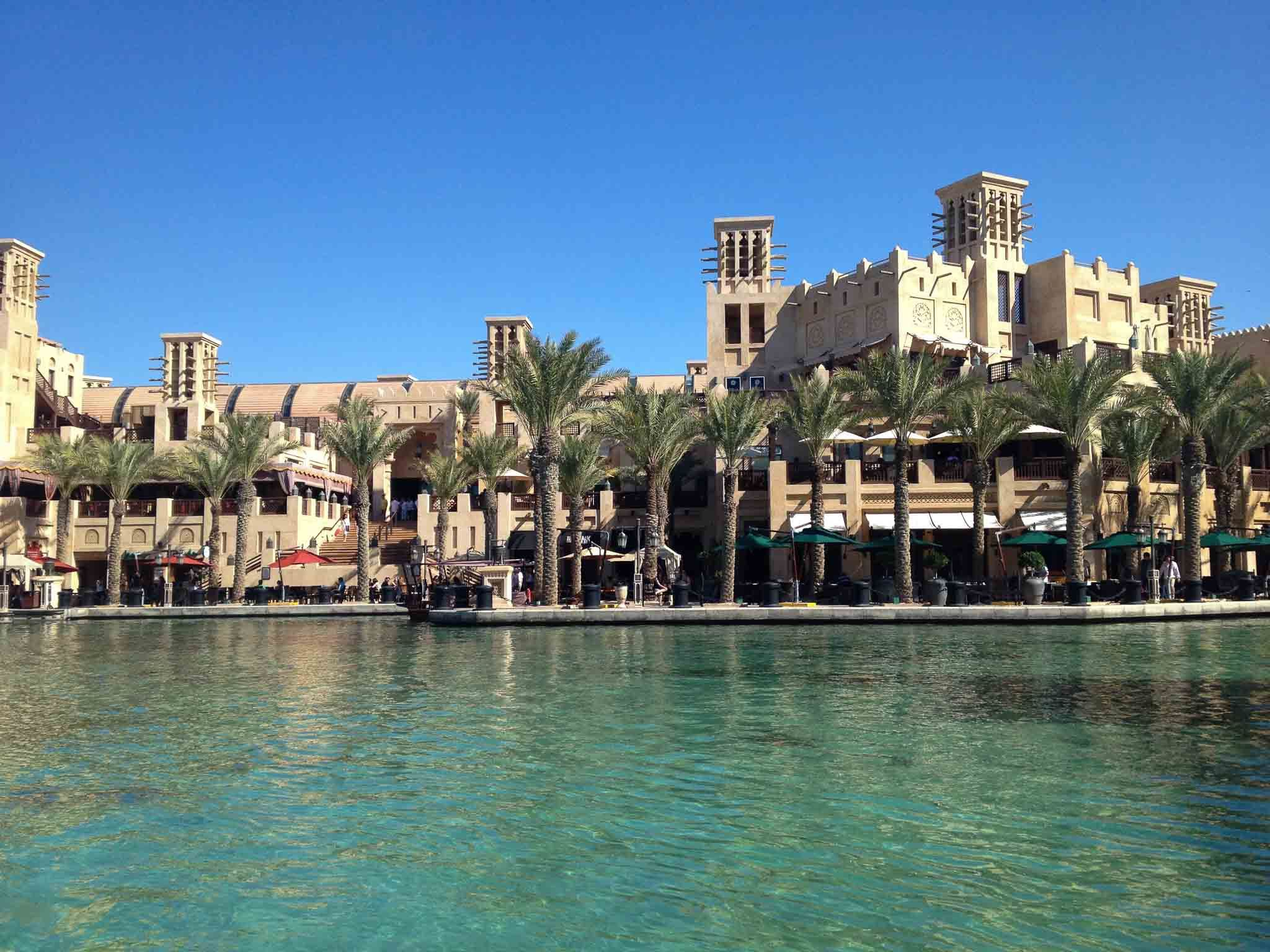 Weather-November-Dubai