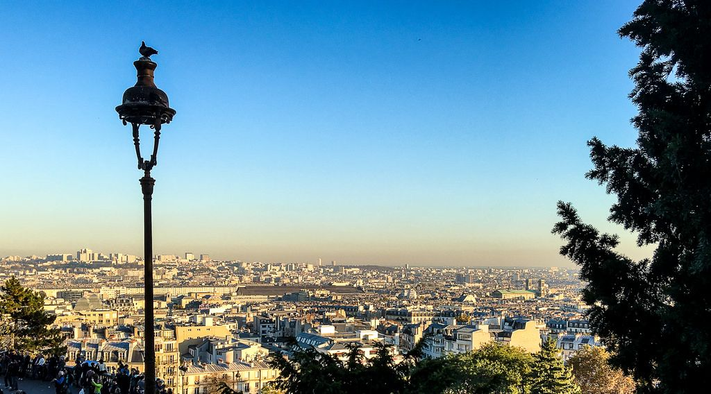 Weather-November-Paris