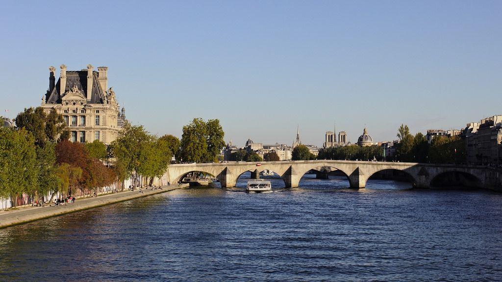 Weather-October-Paris