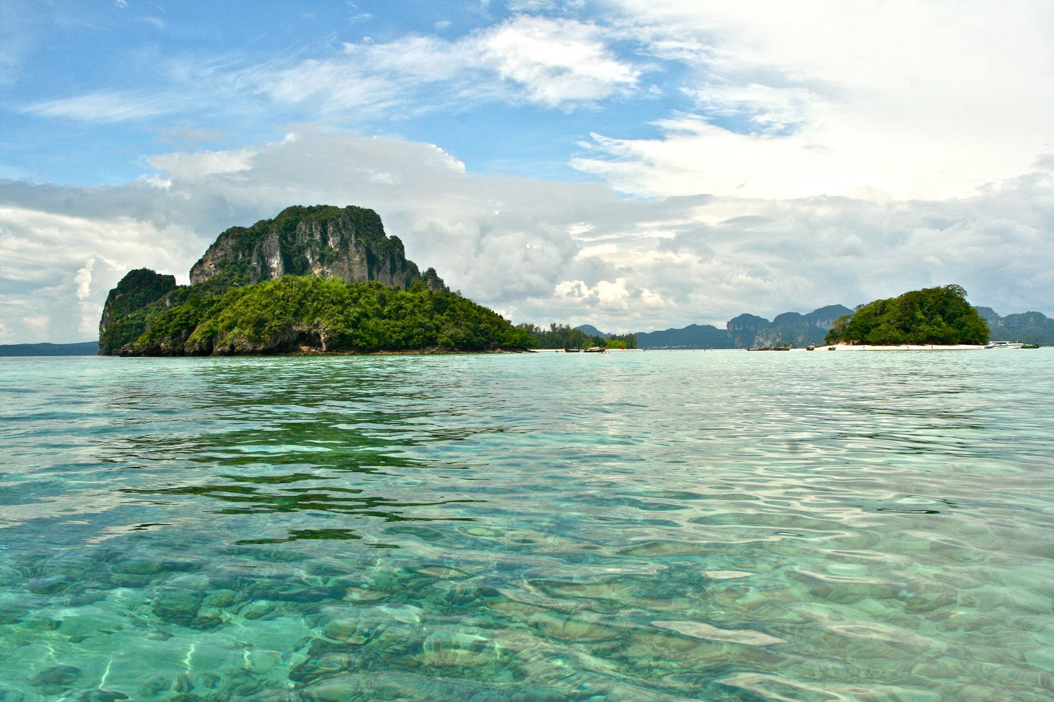 Weather-October-Thailand