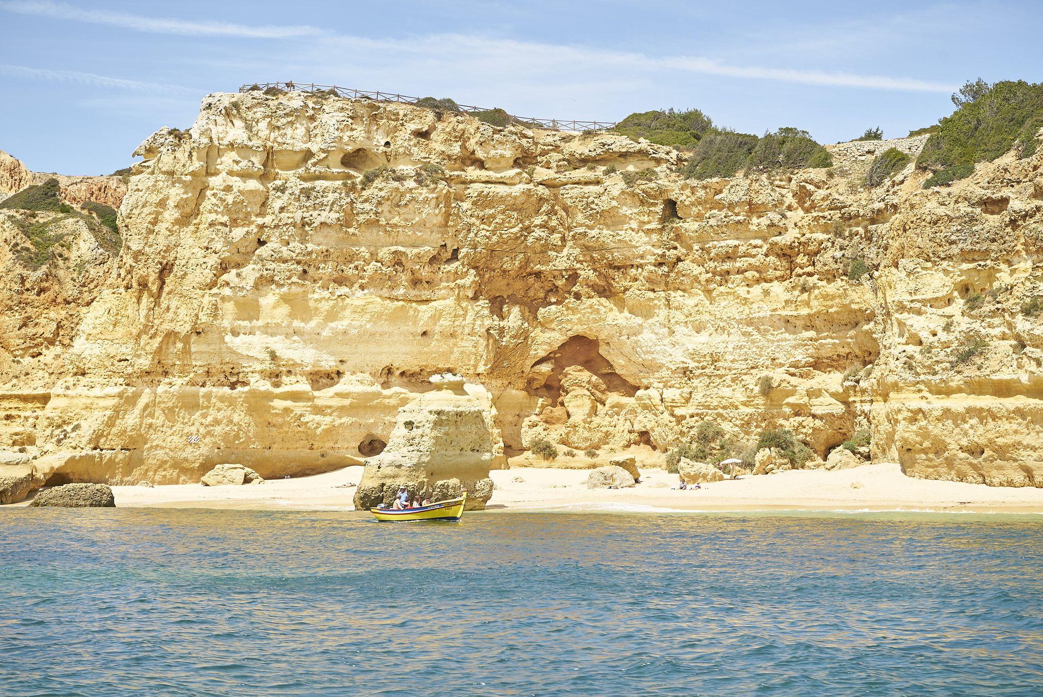 Weather-April-Algarve
