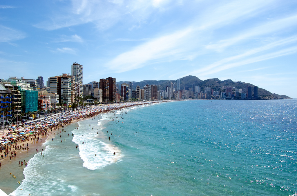 Weather-August-Benidorm