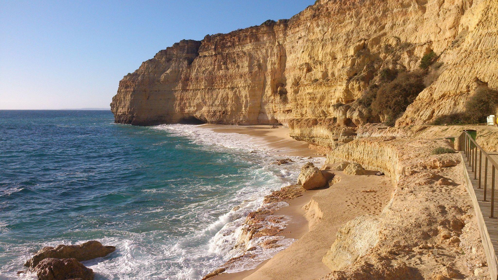Weather-December-Algarve