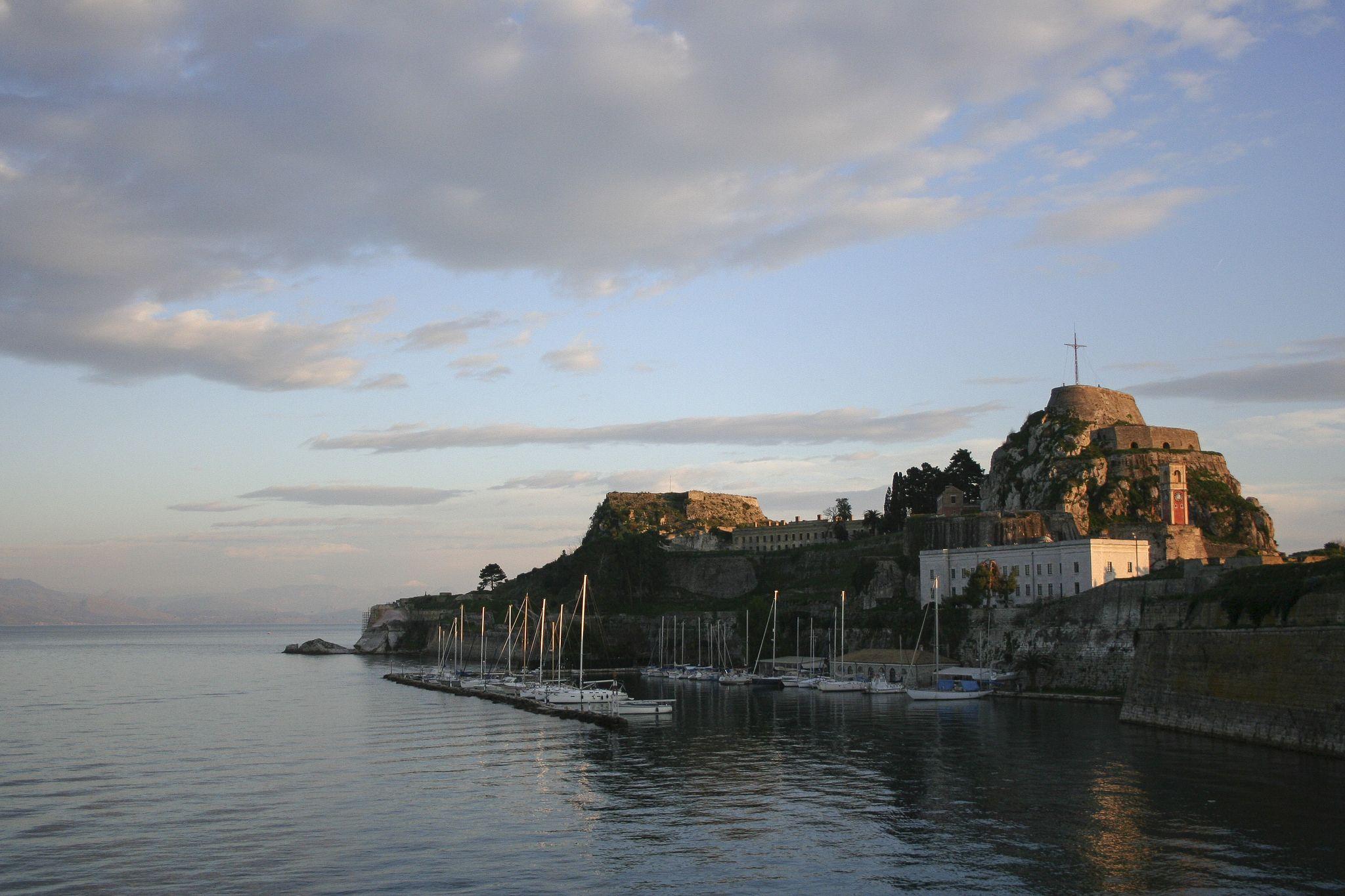 Weather-December-Corfu