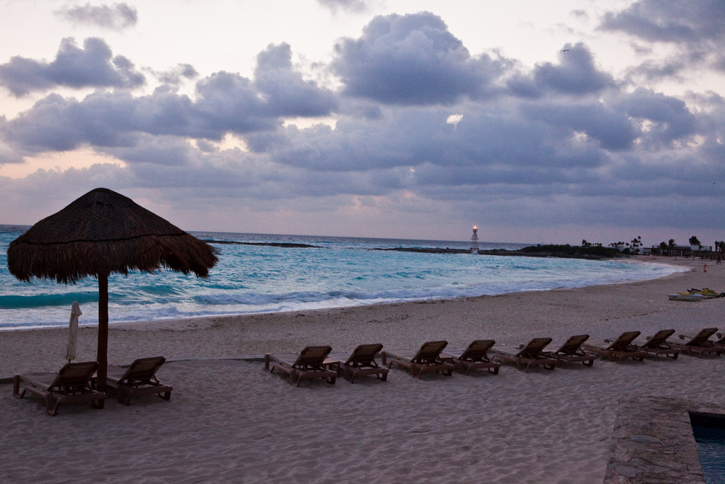 Weather-February-Cancun