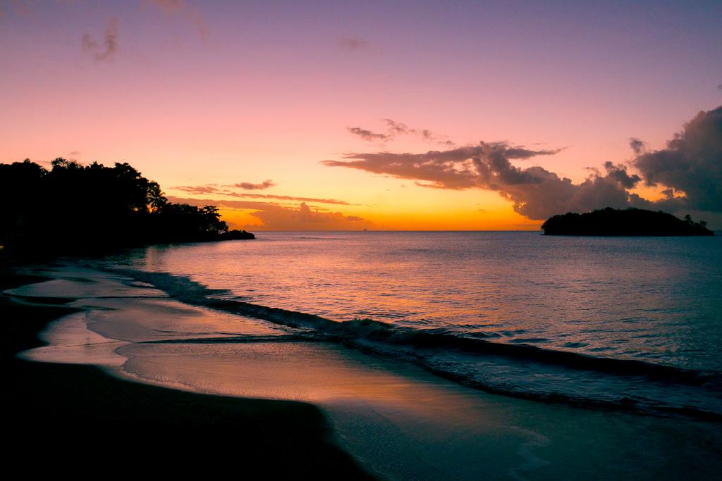 Weather-February-Caribbean