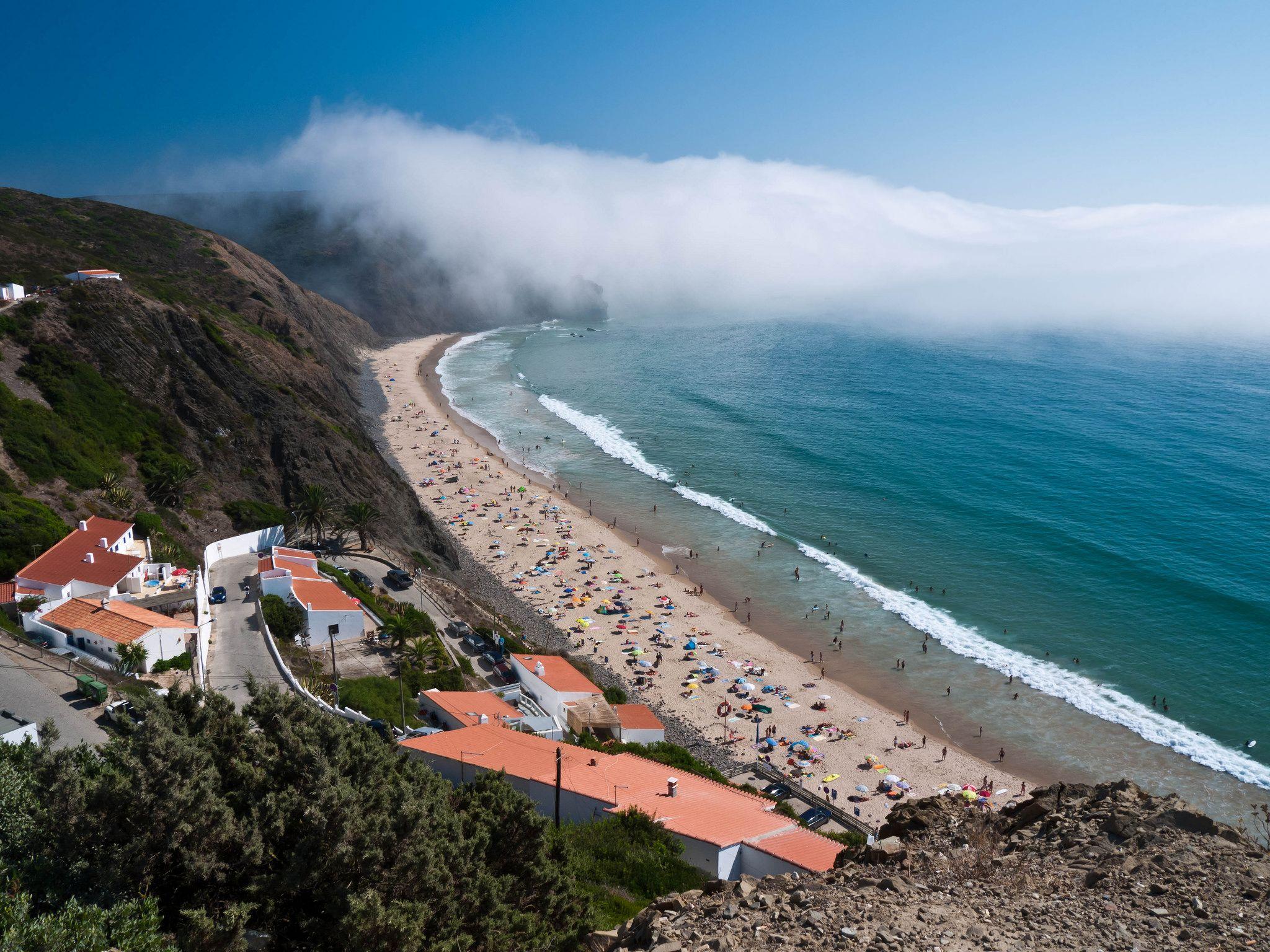 Weather-January-Algarve