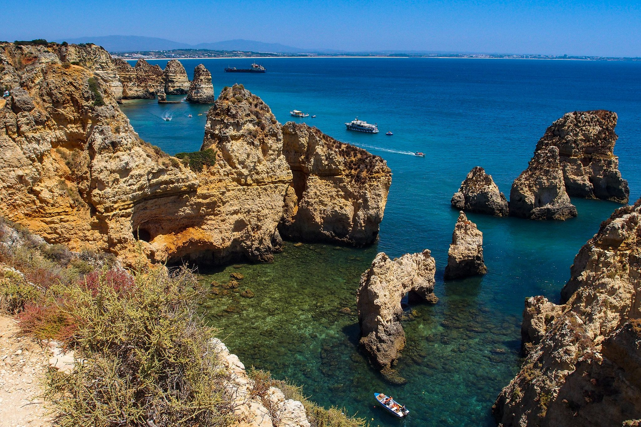 Weather-July-Algarve