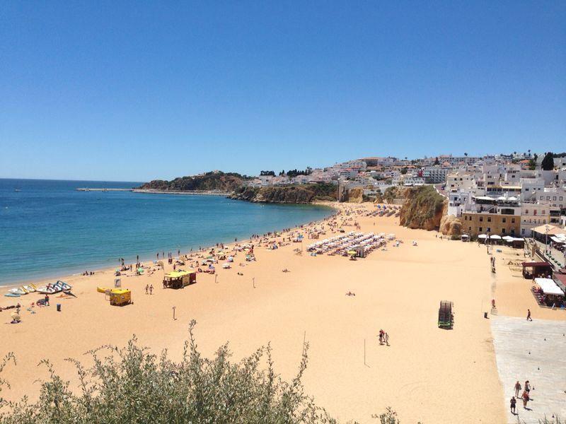 Weather-May-Algarve