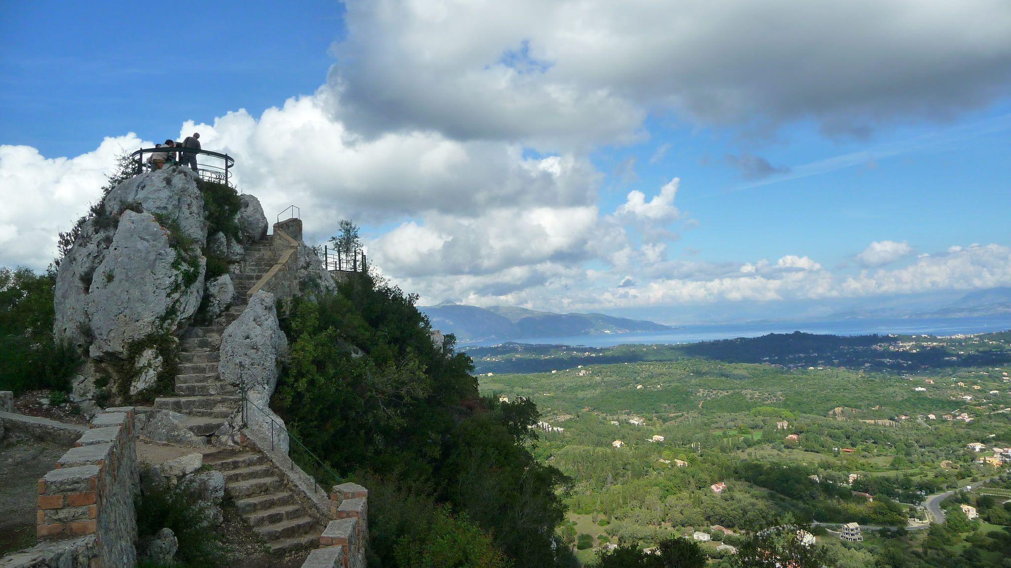 Weather-November-Corfu