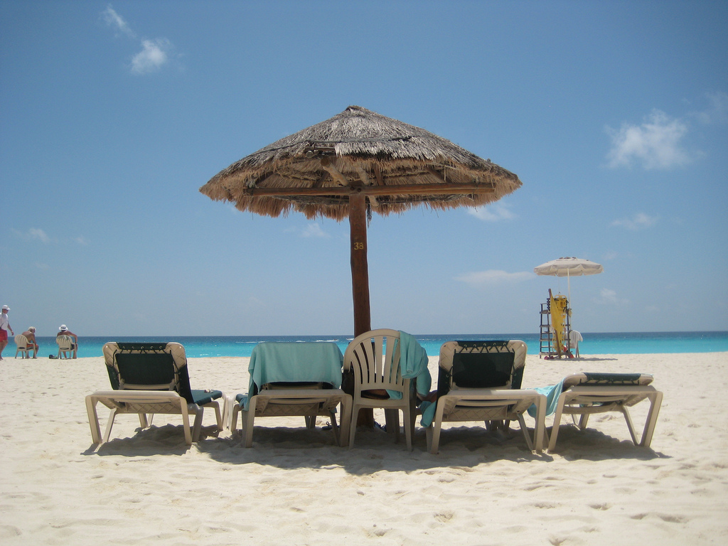 Weather-October-Cancun