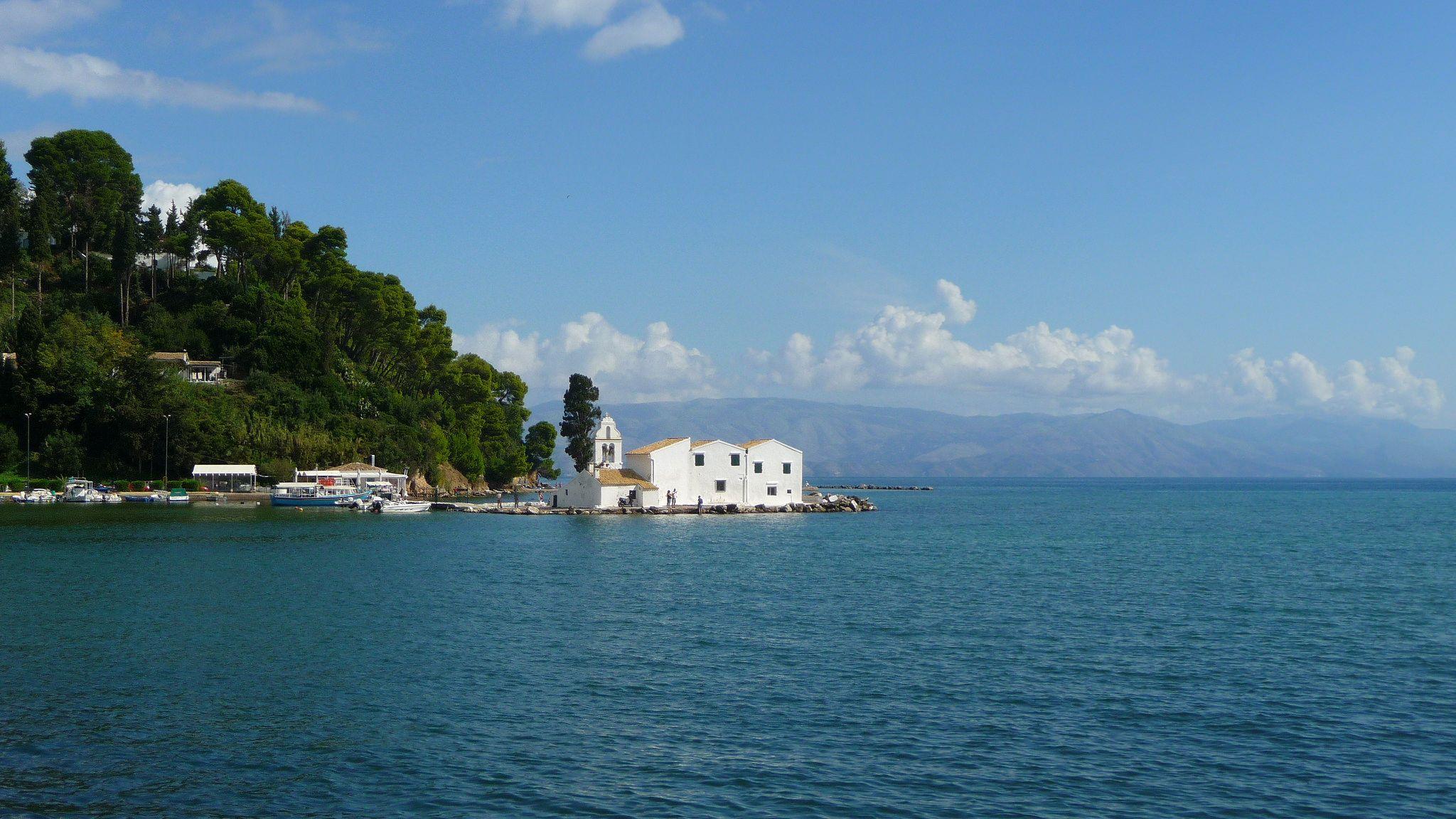 Weather-September-Corfu